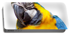 Portable Battery Charger featuring the photograph Pretty Bird by Roselynne Broussard