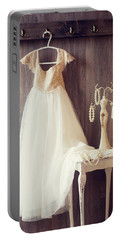 Pretty Dress Portable Battery Charger