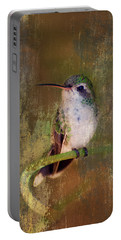 Pretty Hummer Portable Battery Charger