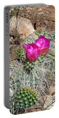 Prickly Pear Portable Battery Charger