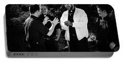Priest Camaraderie Portable Battery Charger