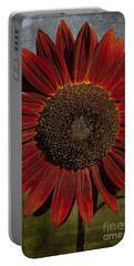 Primitive Sunflower 2 Portable Battery Charger