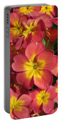 Primrose Flowers Portable Battery Charger