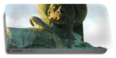 Portable Battery Charger featuring the photograph Prince Henry The Navigator by Kathy Barney