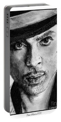 Prince Nelson In 2006 Portable Battery Charger by J McCombie