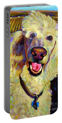 Princely Poodle Portable Battery Charger