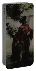 Portable Battery Charger featuring the photograph Princess Of Tranquility  by Jessica Shelton