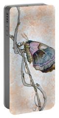 Promethea Moth Portable Battery Charger