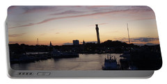 Provincetown Sunset Portable Battery Charger