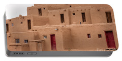 Pueblo Living Portable Battery Charger