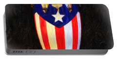 Puerto Rican Bomba Portable Battery Charger
