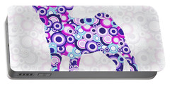 Pug - Animal Art Portable Battery Charger