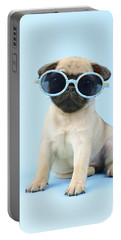 Pug Cool Portable Battery Charger