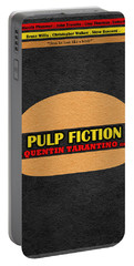 Pulp Fiction Portable Battery Charger