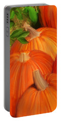 Pumpkins Pumpkins Everywhere Portable Battery Charger