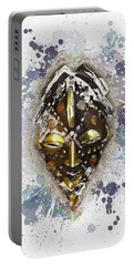 Punu Prosperity Mask Portable Battery Charger