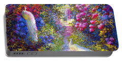 White Peacocks, Pure Bliss Portable Battery Charger