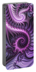 Purple And Friends Portable Battery Charger
