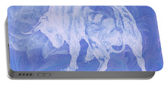 Purple Bull Negative Portable Battery Charger