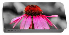 Purple Coneflower - Sc Portable Battery Charger