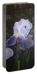 Purple Elegance Portable Battery Charger