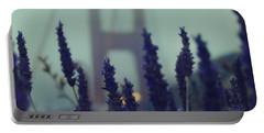 Purple Haze Daze Portable Battery Charger