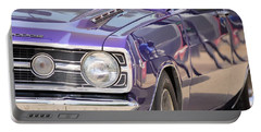 Purple Mopar Portable Battery Charger