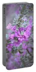 Purple Sage Portable Battery Charger
