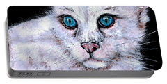 Purrrrrfect Sky Portable Battery Charger