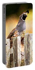 Quail Lookout Portable Battery Charger