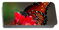 Queen Butterfly II Portable Battery Charger