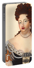Queen Mary  Portable Battery Charger