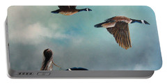 Geese Portable Batteries Chargers