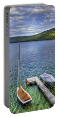 Quiet Jetty Portable Battery Charger