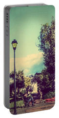 Quiet Reflections Portable Battery Charger by Melanie Lankford Photography