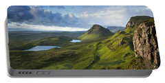 Quiraing Dawn Portable Battery Charger