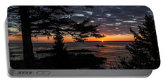 Quoddy Sunrise Portable Battery Charger