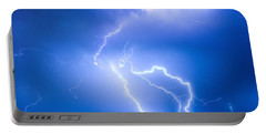 Rabbit Mountain Area Lightning Strikes Boulder County Portable Battery Charger