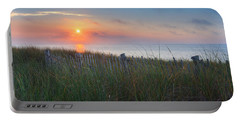 Race Point Sunset Portable Battery Charger