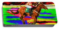 Racehorse Portable Battery Charger