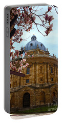 Radcliffe Camera Bodleian Library Oxford  Portable Battery Charger by Terri Waters