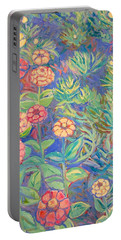 Radford Library Butterfly Garden Portable Battery Charger