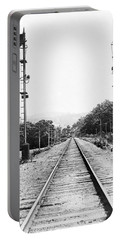 Railroad Train Signals Portable Battery Charger