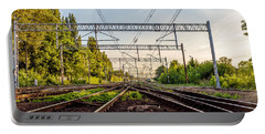 Railway To Nowhere Portable Battery Charger