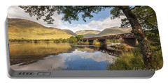 Railway Viaduct Over River Orchy Portable Battery Charger