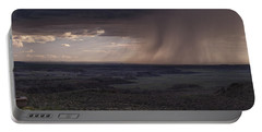 Rain On The Horizon Portable Battery Charger