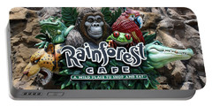 Rainforest Portable Battery Charger