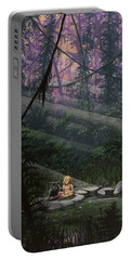 Rainforest Mysteries Portable Battery Charger