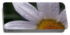 Rainy Day Daisy Portable Battery Charger