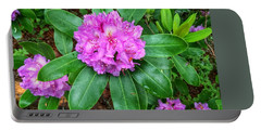 Rainy Rhodo Portable Battery Charger